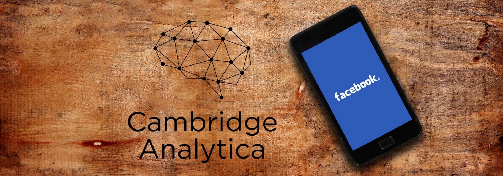 Facebook: scandalo Cambridge Analytica e crollo in borsa