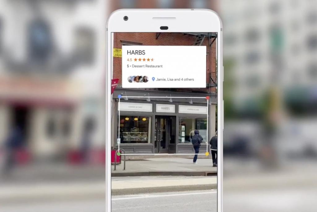 google lens su android