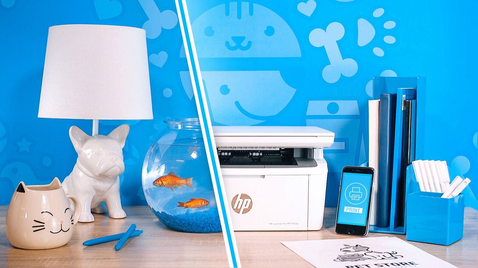 HP nuove stampanti compatte per professionisti e piccole aziende