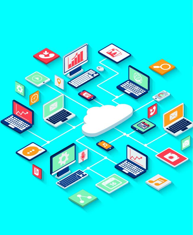 multimedia story tech data cloud