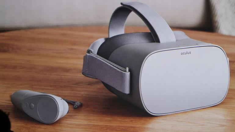 oculus go uscita facebook F8