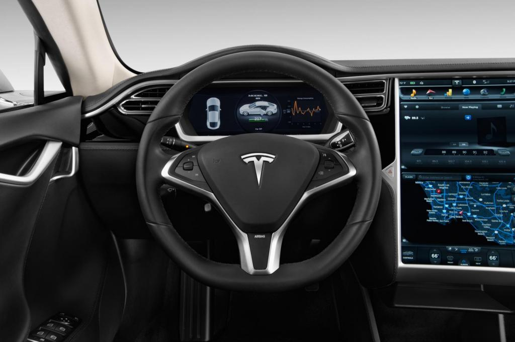 tesla richiamo model s