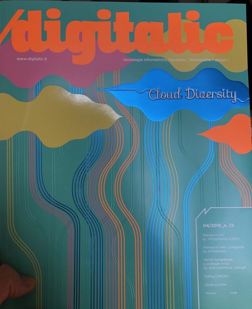 Digitalic n. 72 cloud diversity