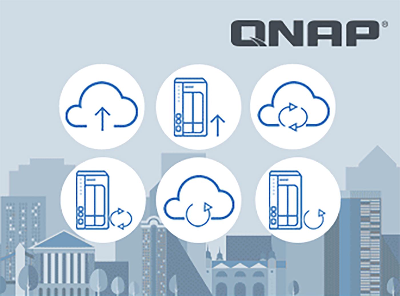 QNAP Hybrid Backup Sync fare backup diventa routine - Digitalic