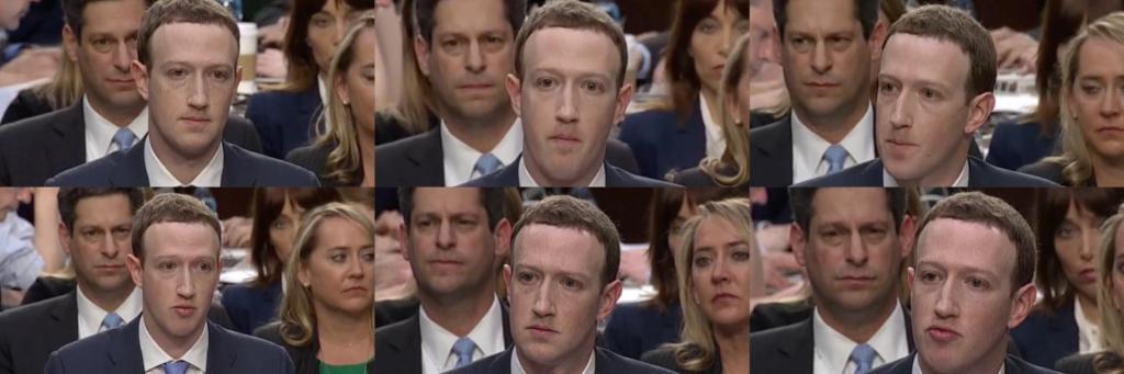 Le risposte di Zuckerberg al Congresso USA: i momenti più improntanti della testimonianza