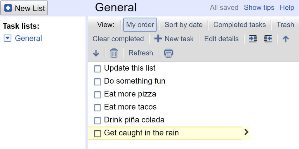Nuova Gmail e nuovo google Task