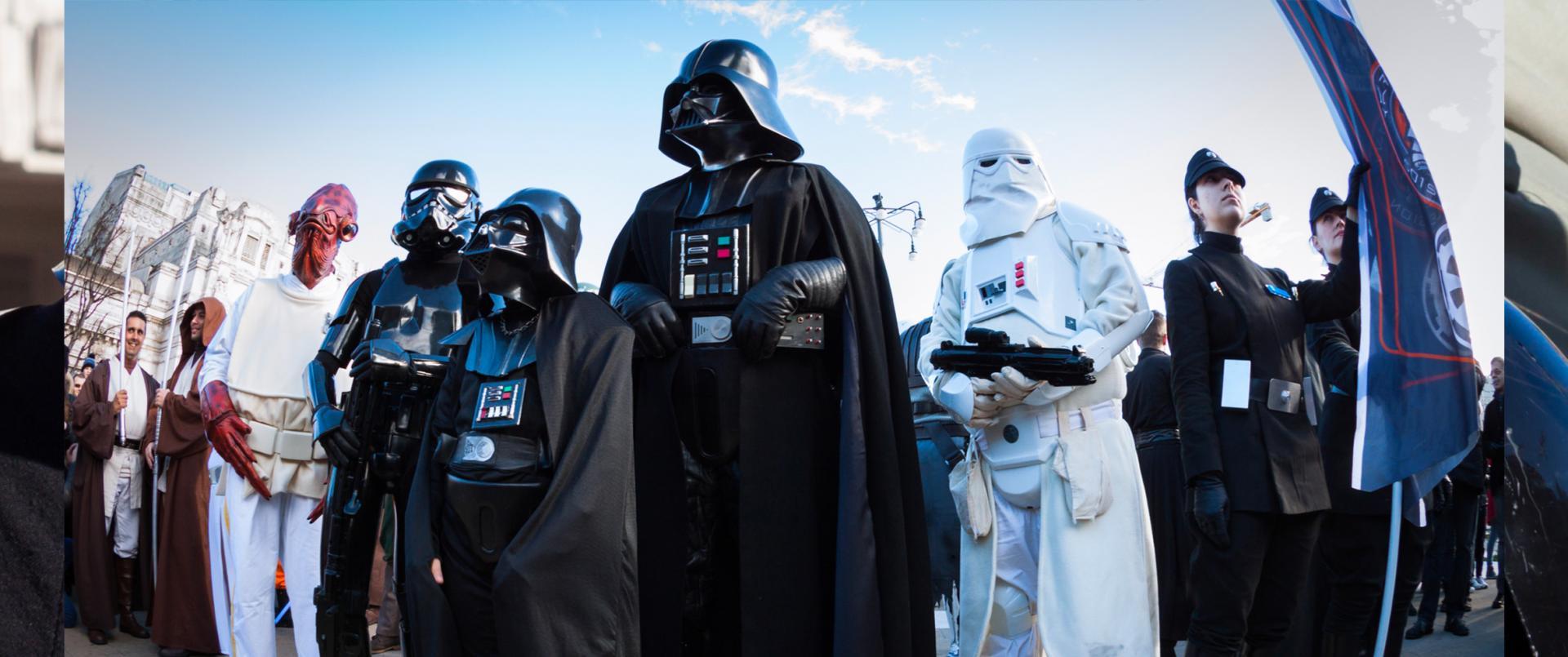 Star Wars Day 2018: gli eventi per festeggiare la celebre saga in Italia