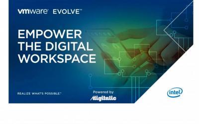 VMware Evolve 2018: Empower the Digital Workspace dagli studi TV RAI