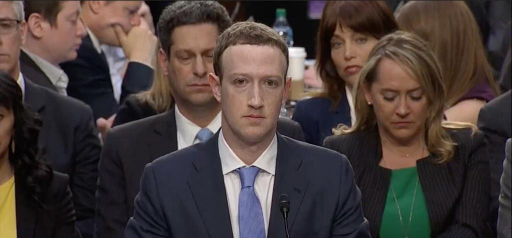 Zuckerberg chiamato a testimoniare anche in Europa