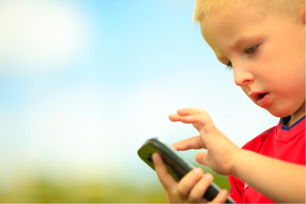 app bambini dati