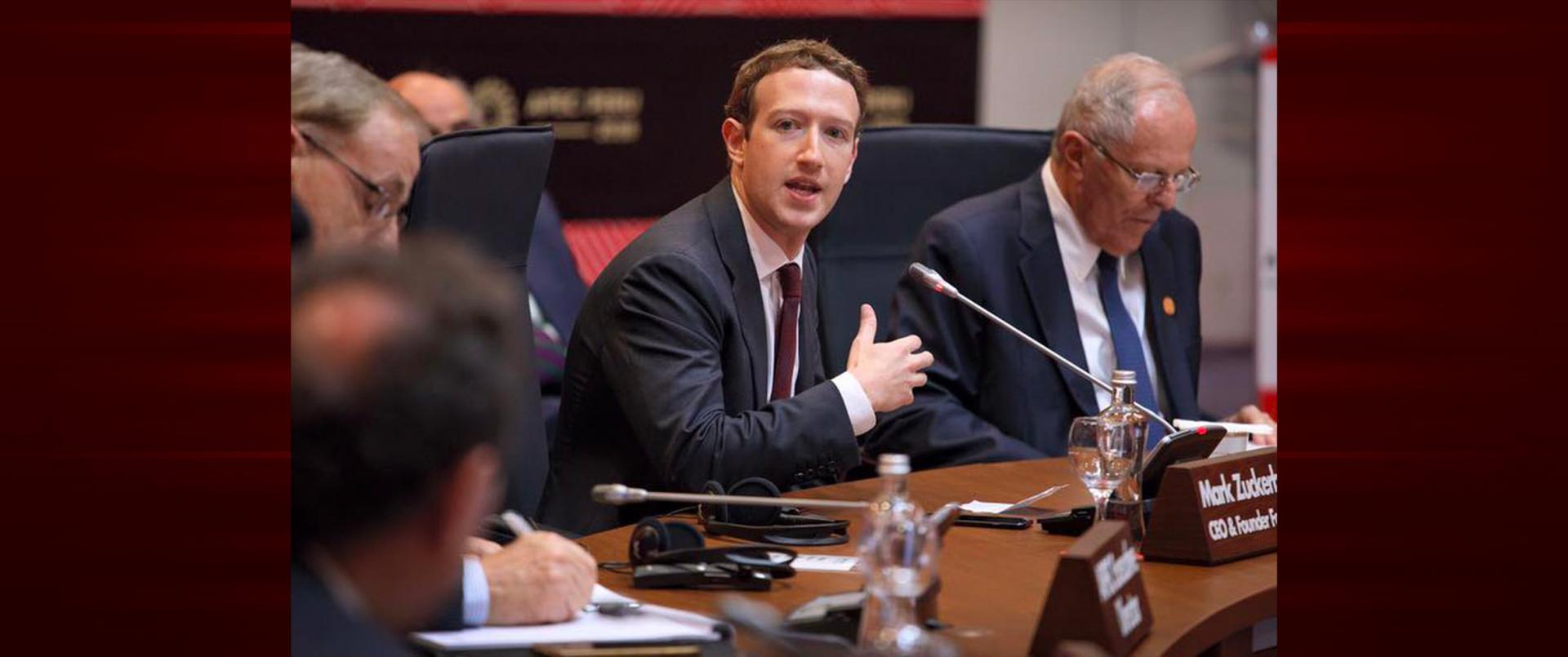 Cosa ha detto Zuckerberg al Congresso USA: la testimonianza