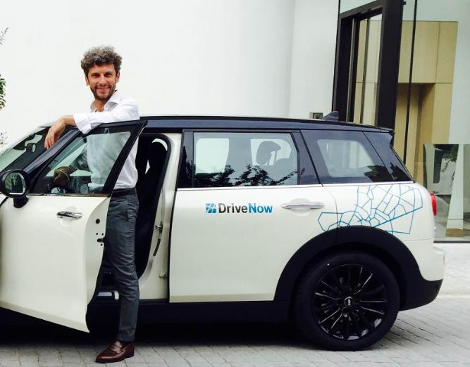 car sharing drivenow