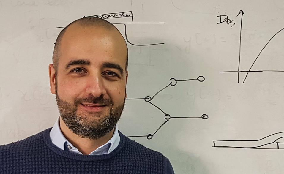 Gianluca Fiori, docente di Elettronica al dipartimento di Ingegneria dell'informazione dell'Università di Pisa progetto circuiti stampati