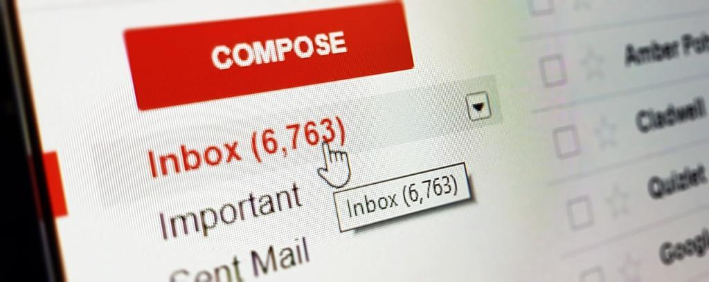 gmail nuovo design