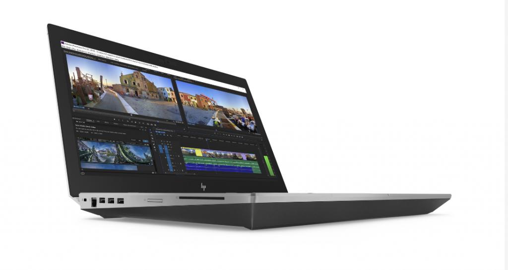 Workstation HP ZBook17 G5