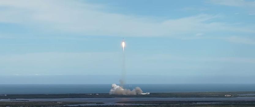 La stampante HP ENVY ISS Printer è stata lanciata nello spazio