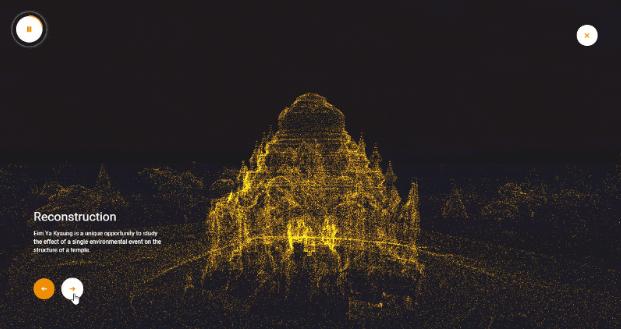 CyArk archivio digitale meraviglie del mondo