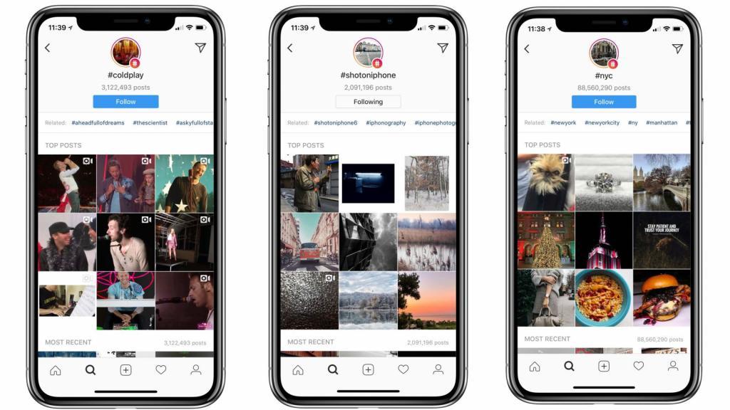 novità dei social media 2018