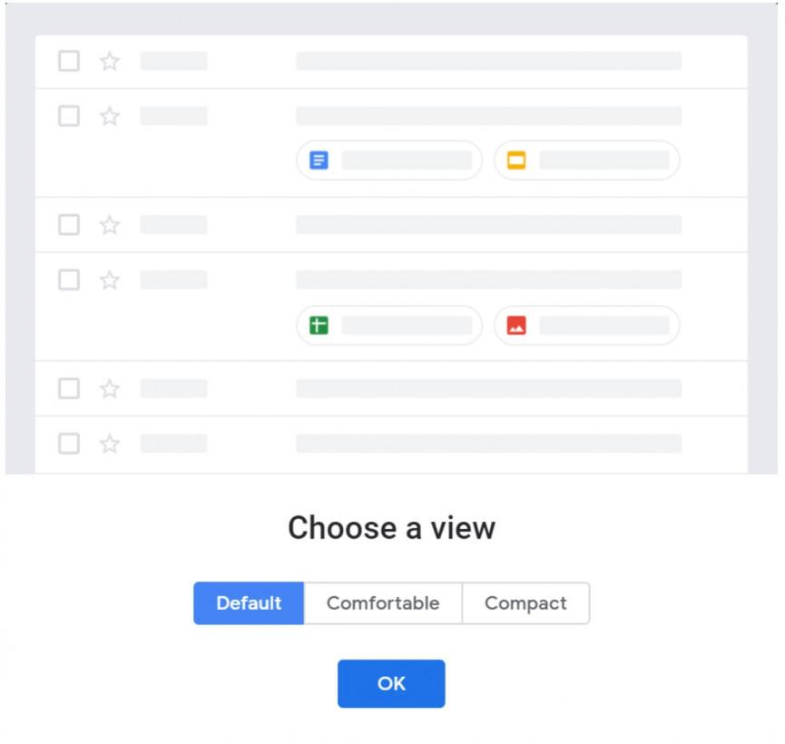 Nuova Gmail funzioni