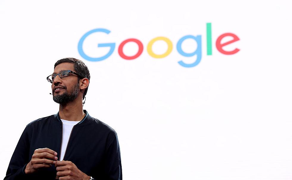 sundar risultati google primo trimestre