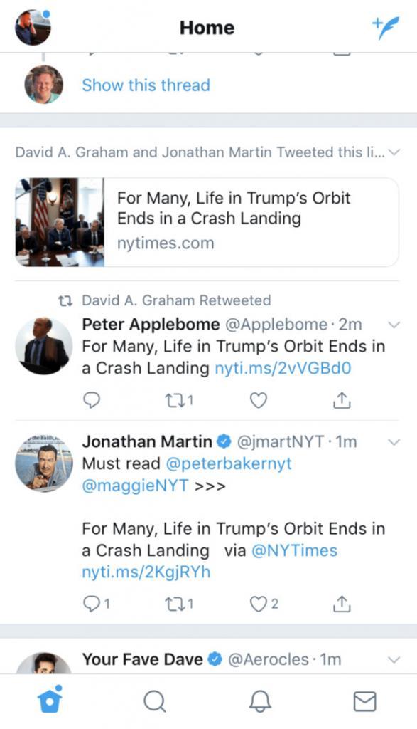 twitter-timeline-news link