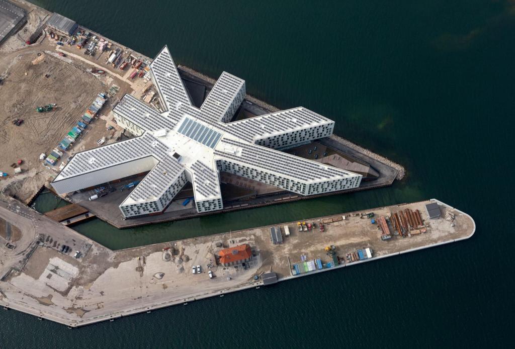 UN City Copenaghen CIID Summer School 2018