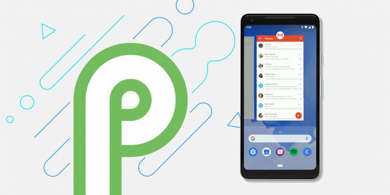 gesti Android P
