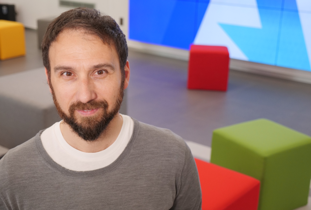 Fabrizio Candi, Head of Creativity & UX di Var Group