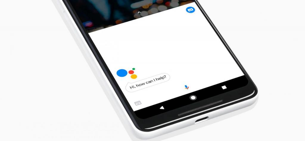 Google Assistant pixel 2