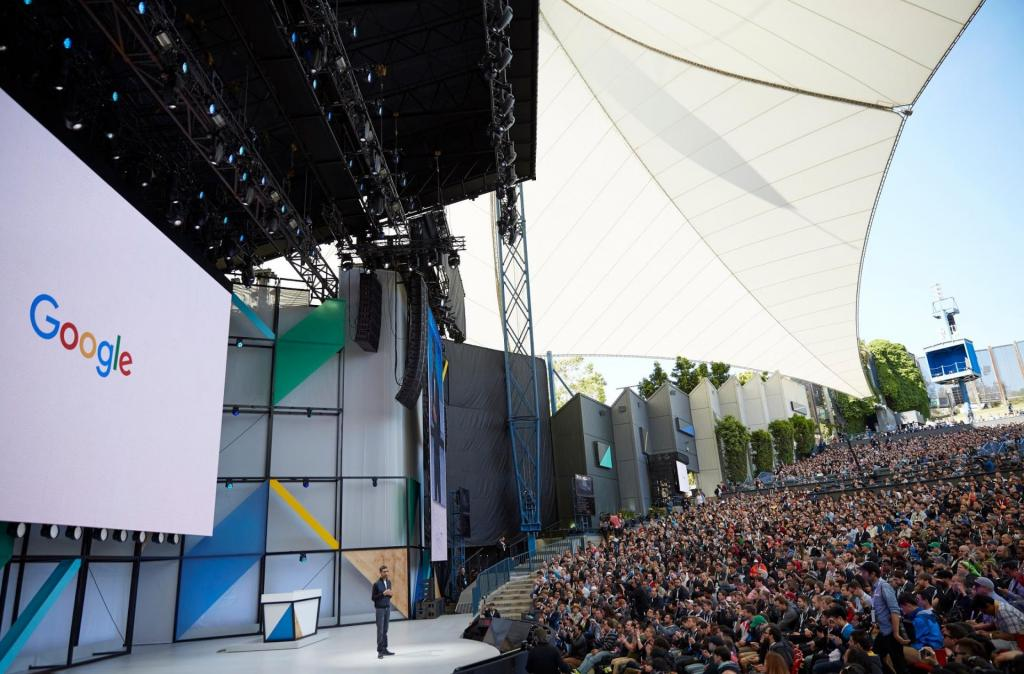 Google I-O 2018 Live stream diretta