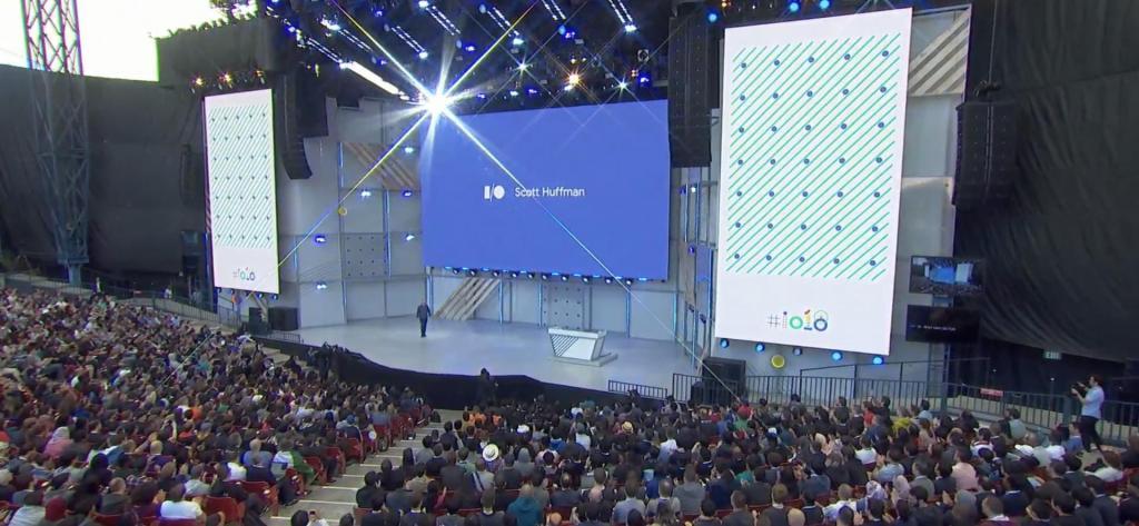 Google I/O 2018 novità