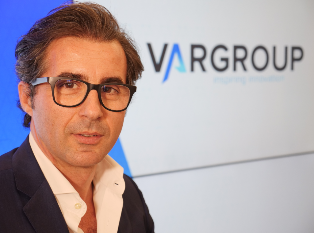 Ivano Cauli, CEO di Openmind var group