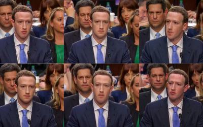 Mark Zuckerberg risponderà al Parlamento Europeo, il 22 maggio