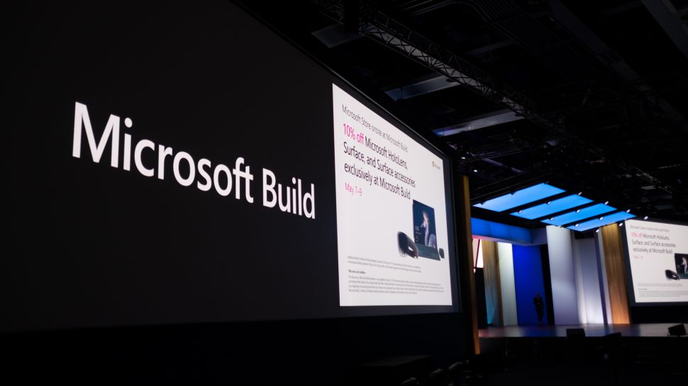 Microsoft Build 2018 msbuild2018