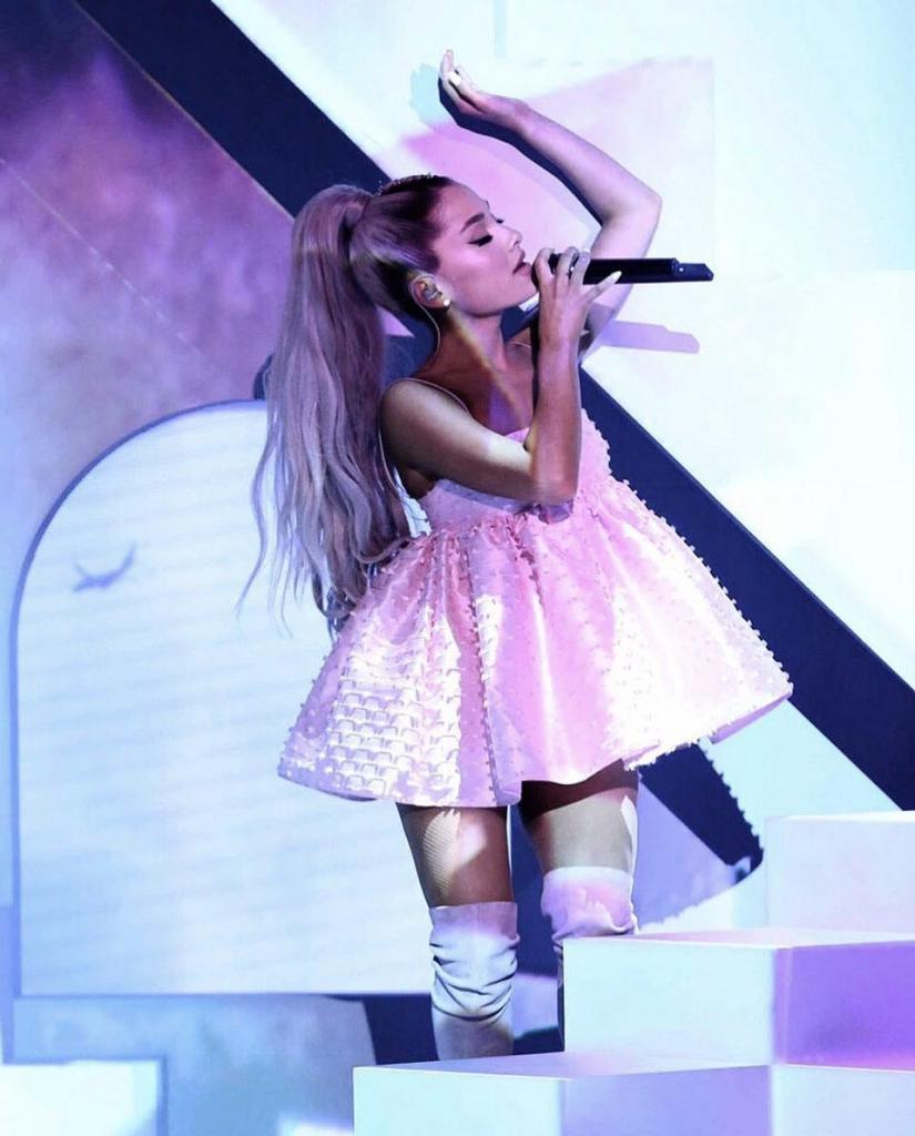 Profili Instagram più seguiti 2018 - Ariana Grande
