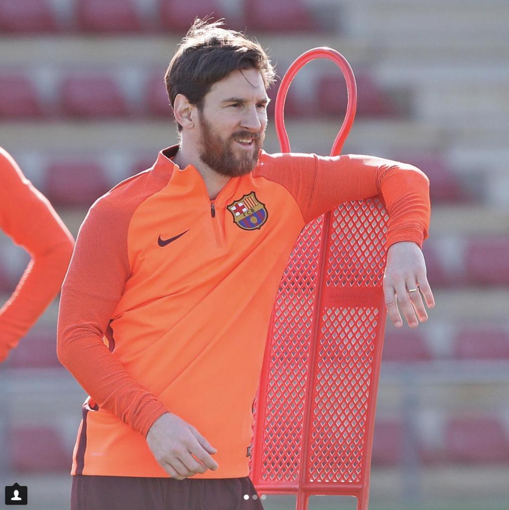 Profili Instagram più seguiti 2018 - Leo Messi