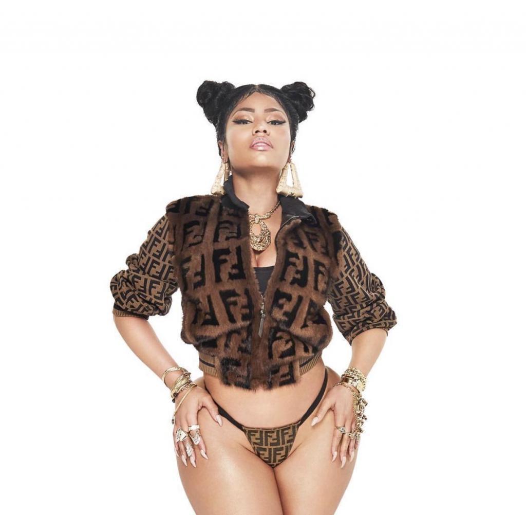 Profili Instagram più seguiti 2018 - Nicki Minaj