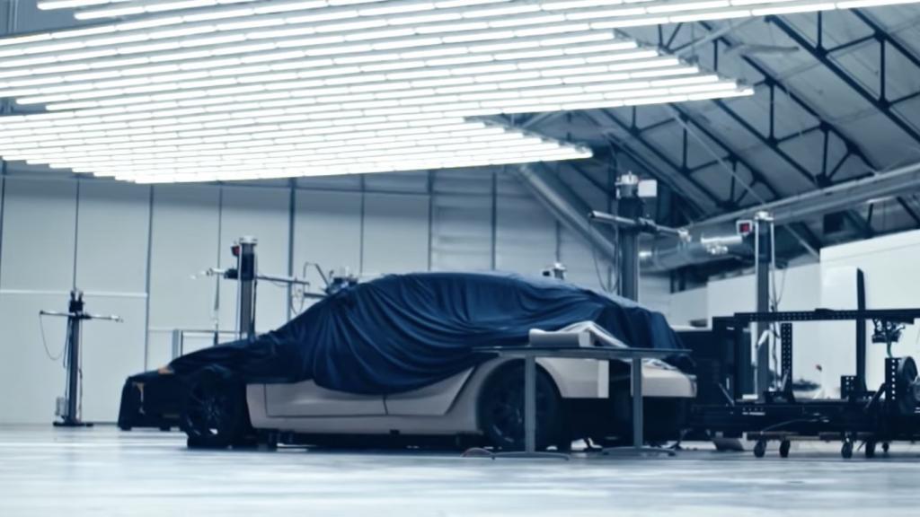 Tesal veicolo misterioso