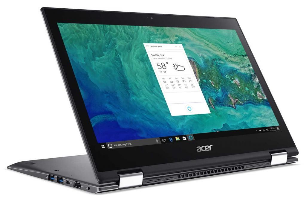 acer notebook con alexa