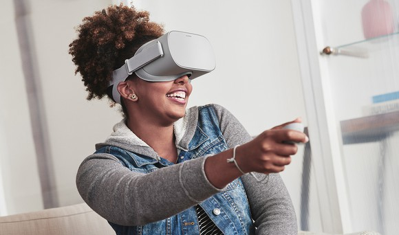 Lenovo Mirage Solo visore VR