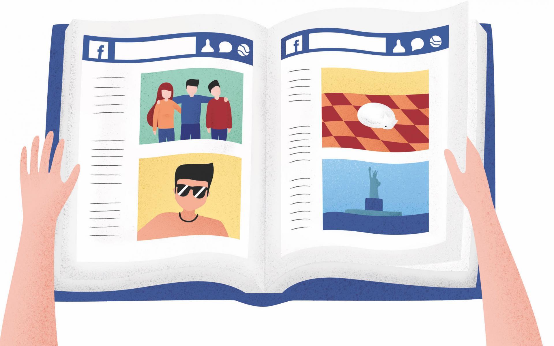 Cosa succederebbe ai nostri ricordi se lasciassero Facebook?