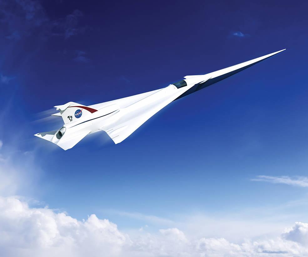Come cambieranno i trasporti nel futuro NASA