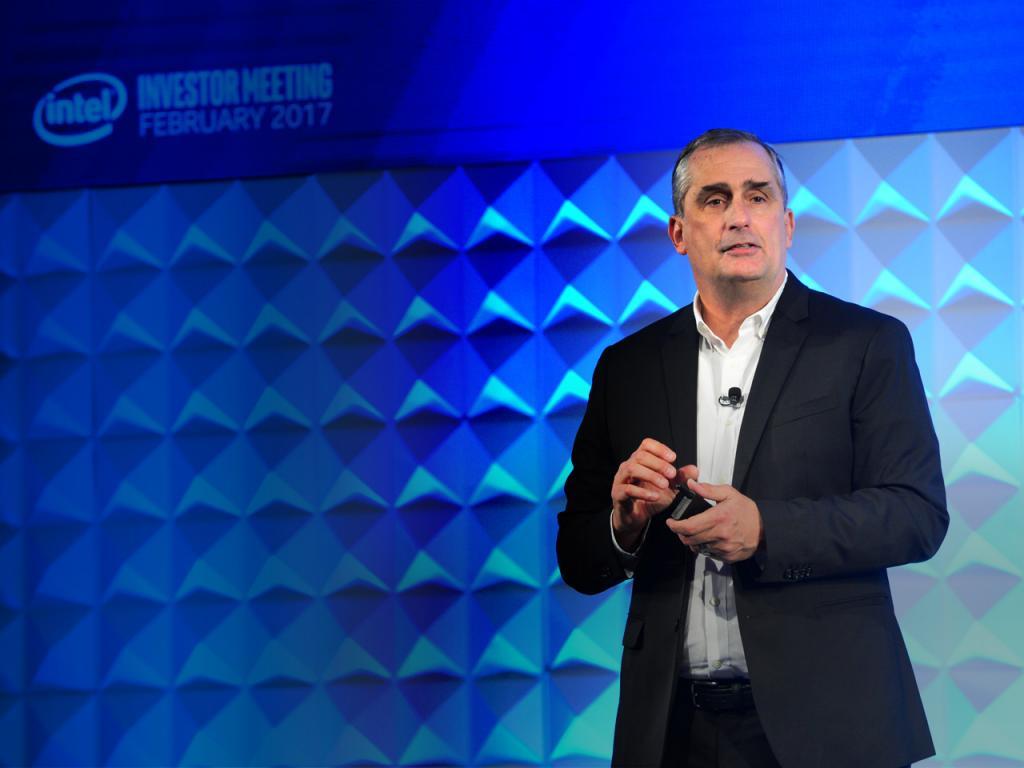 Dimissioni Ceo di Intel Brian Krzanich