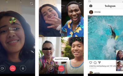 Instagram videochiamate di gruppo in arrivo: fino a 4 persone