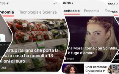 Microsoft News, come funziona la sfida a Google News