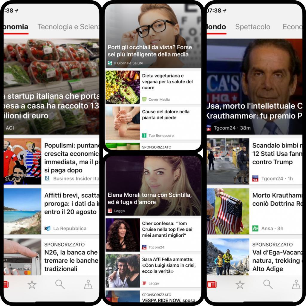 MSN chiude Microsoft News