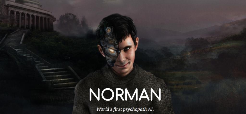 Norman intelligenza artificiale
