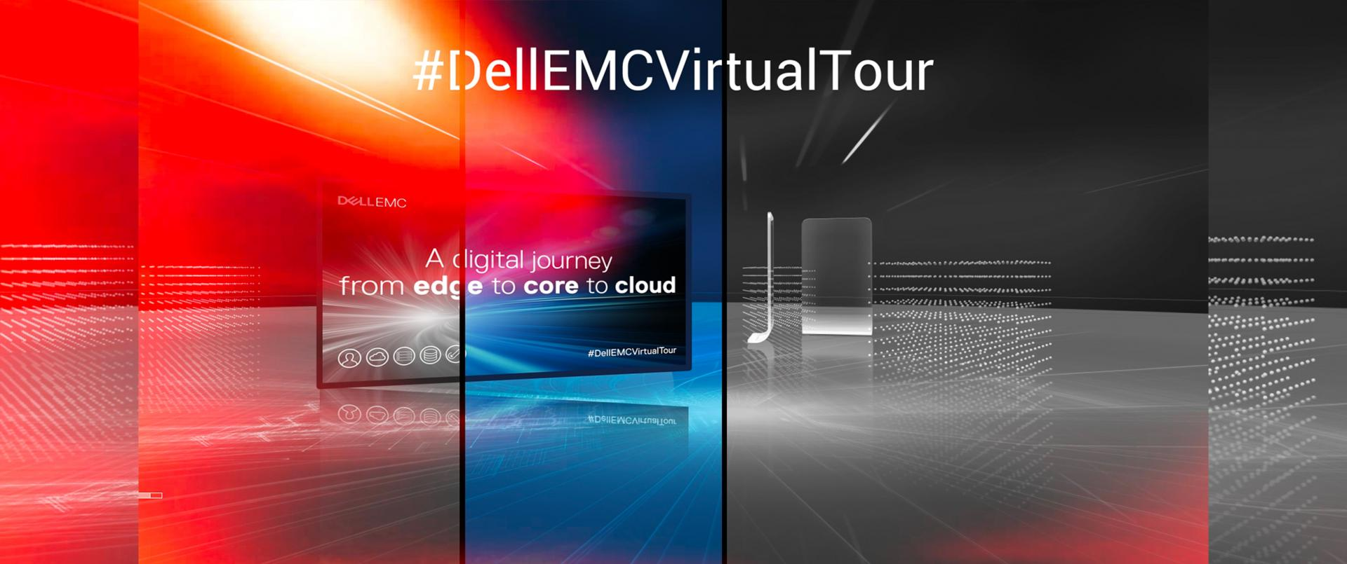 Software Defined data Center Streaming Live -Dell EMC Virtual Tour