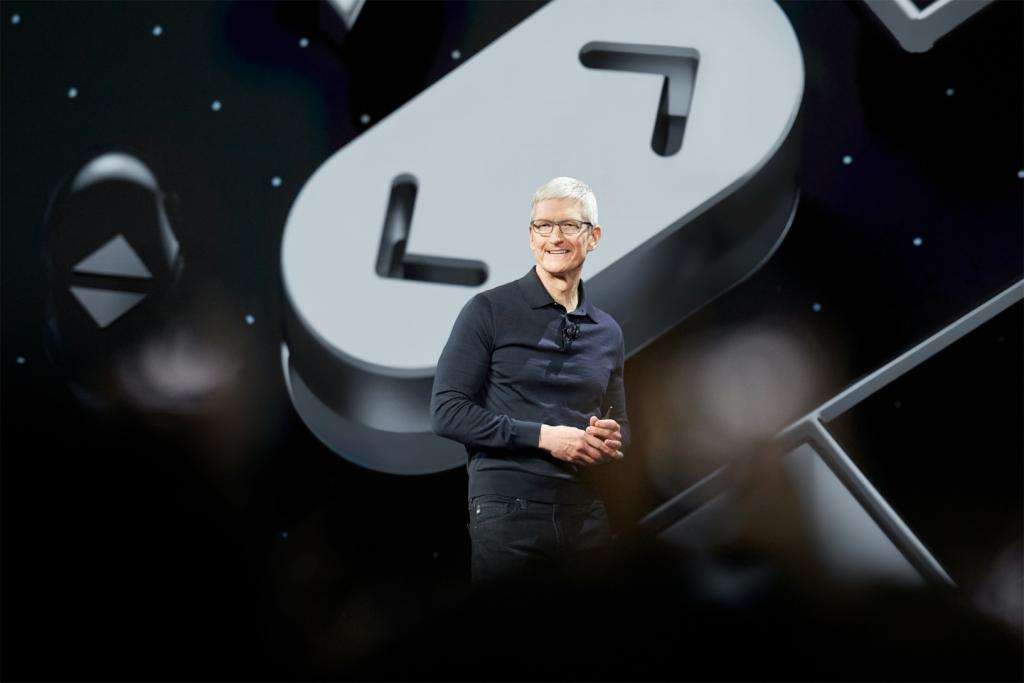 Apple WWDC 2018 novità