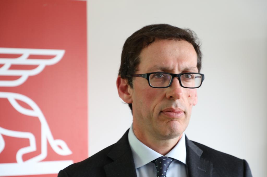 David Cis, Chief Operating Officer di Generali Italia assicurazioni